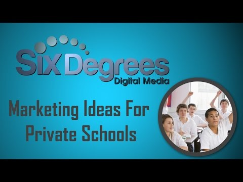 Marketing Ideas For Private Schools