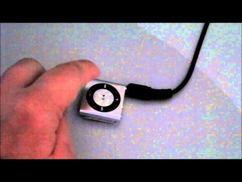Ipod Shuffle voiceover demo