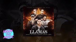 """Me Llamas - Bad Bunny, Arcangel, De La Ghetto, El Nene La Amenaza """"Amenazzy"""", Mark B"""