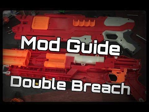 Mod Guide: Nerf Mega DoubleBreach (Build a