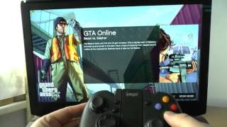Ungoxing IPega PG 9021 Bluetooth 30 Gamepad Controller And Testing GTA 5