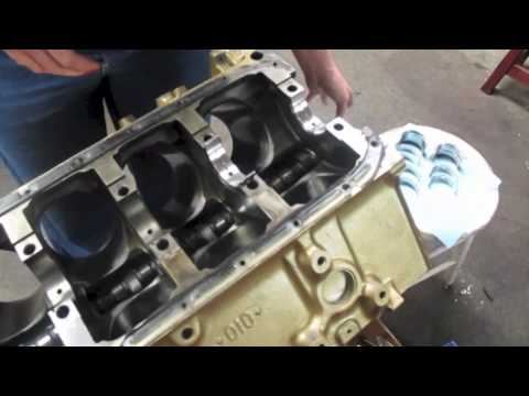 Replacing Engine Main Bearings DIY