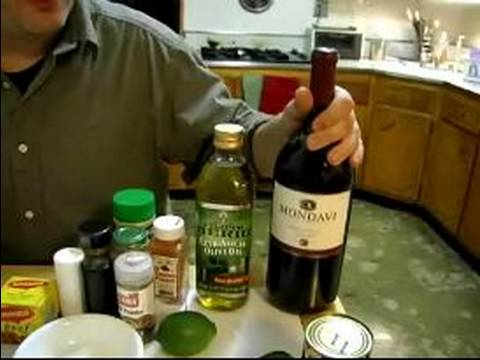 How to Make Spicy Chili : Ingredients for Making Spicy Chili Recipe