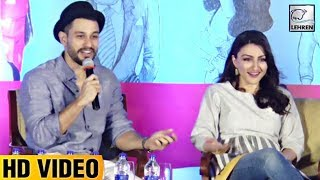 Kunal Khemu Makes Fun Of Soha Ali Khan | LehrenTV