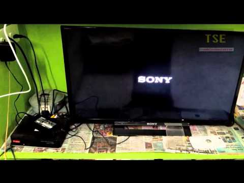 Sony Bravia tv turns off and on repeatedly by itself