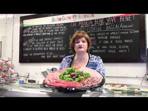 E#32-Teresa's Tip...Deli Meat Tray