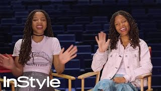 How Well Do Chloe x Halle Really Know Each Other? | InStyle
