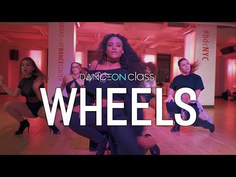 Moxie Raia - Wheels | Shirlene Quigley Choreography | DanceOn Class