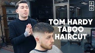 Tom Hardy Taboo Hair - How To Get The Haircut, Beard & Style!!