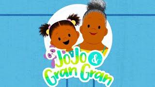 Theme Tune -  Jojo & GranGran and more   20+ Minutes   CBeebies