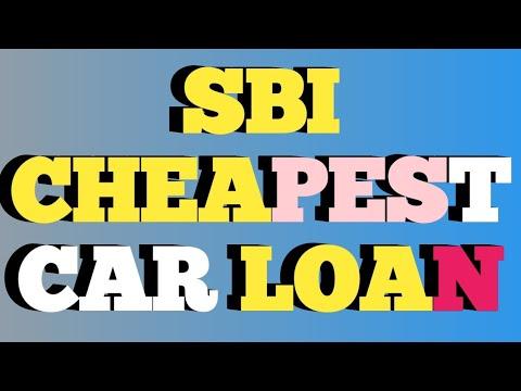 SBI Cheapest Car Loan | इससे सस्ता कही नहीं State Ban of India
