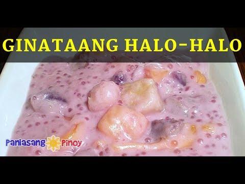 Ginataang Halo-halo