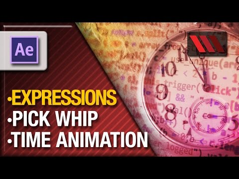 Adobe After Effects - Time Expressions (Tutorial by VOXLAB)