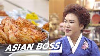 Download Meet The First Kimchi Master Of Korea | ASIAN BOSS Video