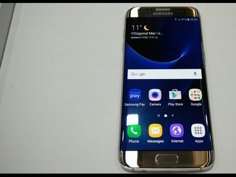 Samsung Galaxy S7 set your Own   (MP3) as Custom Notification Ringtone
