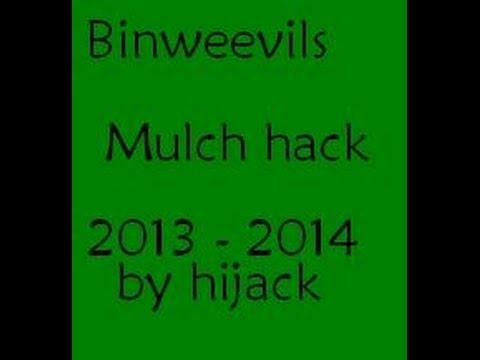 Bin weevils mulch hack