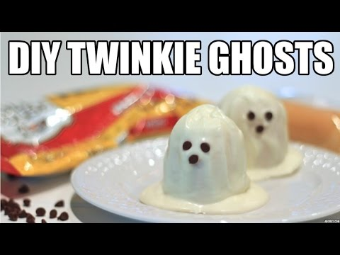 DIY Twinkie Ghosts & Special Discount!
