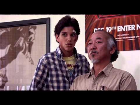 The Karate Kid -