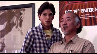 "The Karate Kid - ""Leave the Boy Alone"" - (HD) - Scenes from the 80s (1984)"