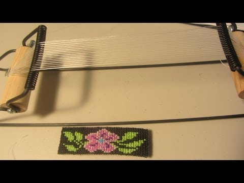 Beginning Looming How to Use a Beading Loom
