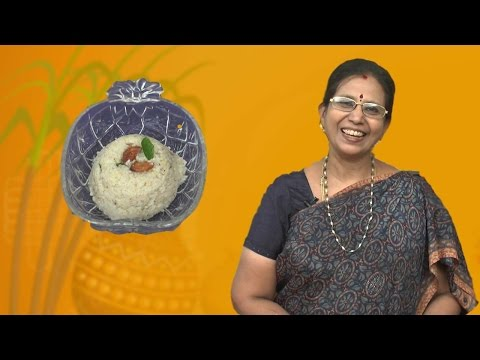 Millet Pongal in Tamil | Mallika Badrinath Recipes | Kudhiraivali Pongal