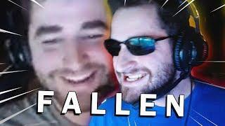 Coisas Que Acontecem Na Live Do Fallen