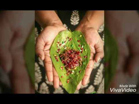 Madras Sweet Beeda