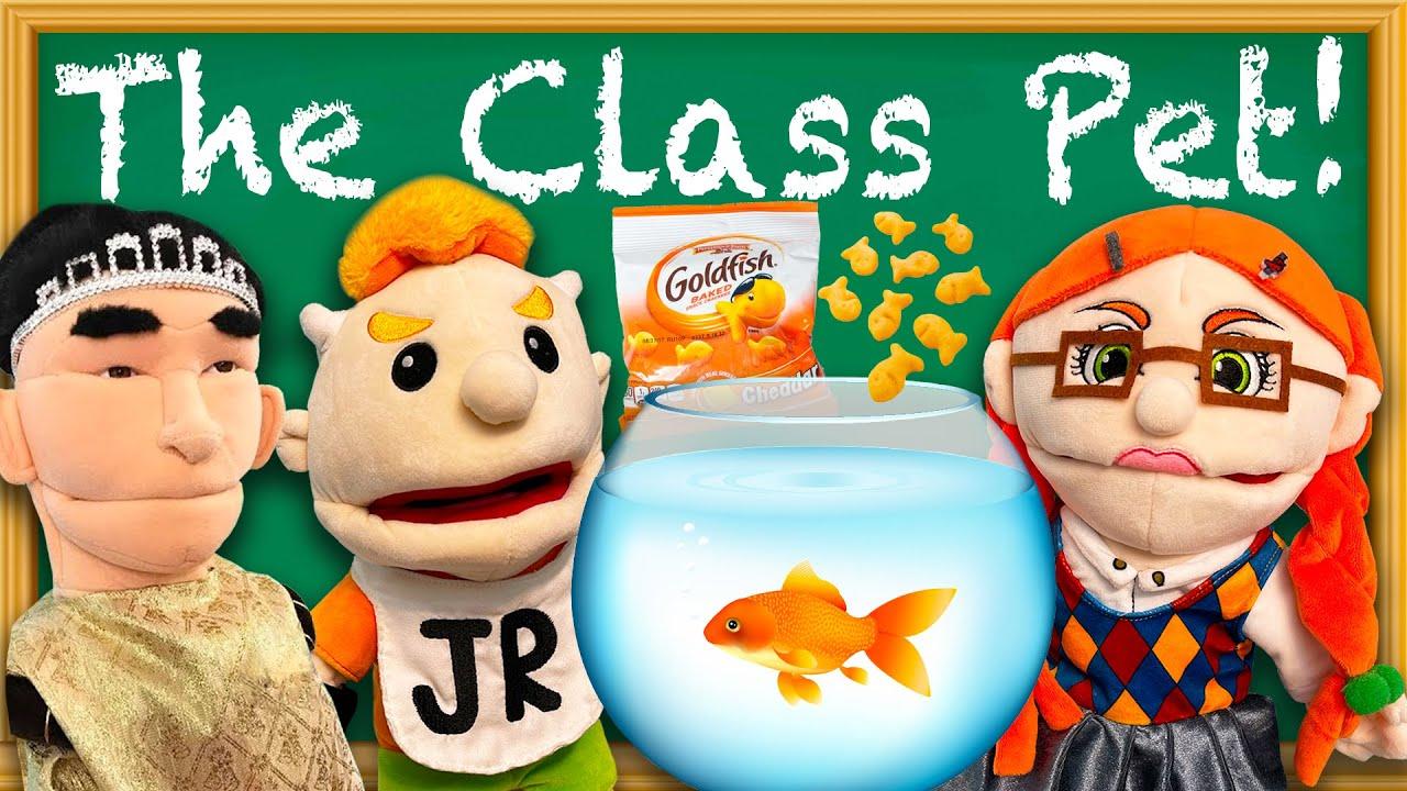 SML Movie: The Class Pet!