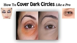 How To Cover Dark Circles Like A Pro Josephine Fusco