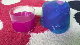 How To Make Slime Without Borax Glue And Liquid Starch