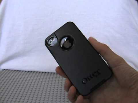iPhone 4s Otterbox Commuter Series Case Review!