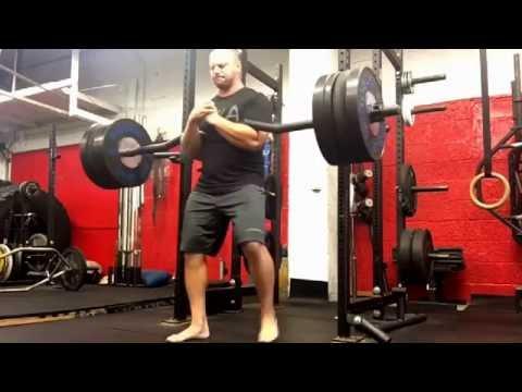 2 Wrestling Strength Exercises for Lower Body