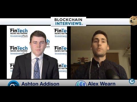 Blockchain Interviews - Alex Wearn, CEO of AuraroDAO (IDEX)