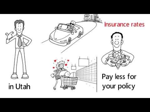 Cheap Utah Car Insurance Rates - Instantly Compare Best Prices