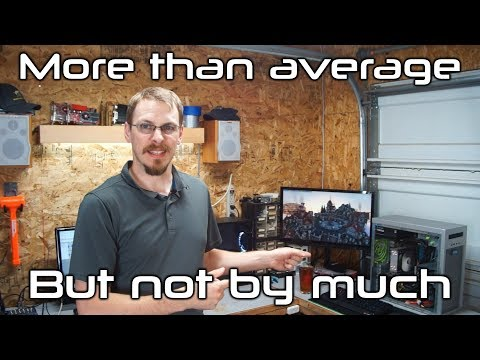 What is the average gaming PC on Steam?