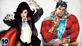 Top 10 Superheroes With Weird Power Restrictions