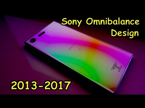 Sony Loop-Surface and Omni-Balance design 2013 - 2017