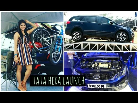 TATA HEXA Launch Chennai
