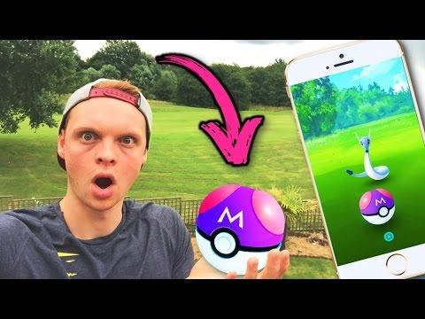 POKEMON GO MASTER BALL & HOW TO GET IT? (Pokemon Go Theories)