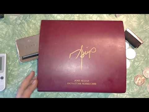 Jose seijas cigar box