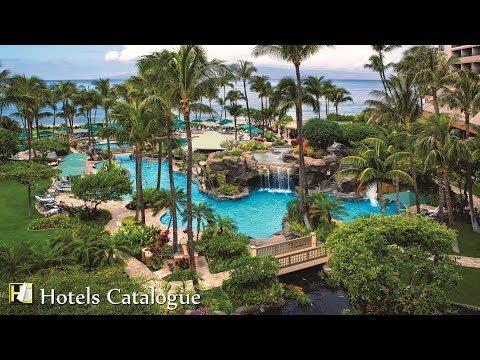 Marriott's Maui Ocean Club Hotel Tour - Molokai, Maui & Lanai Towers Kaanapali Resort