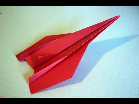 Comment faire un avion en papier: Origami | Eiffel