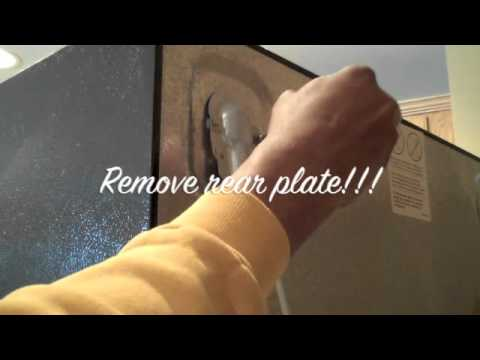 How to Replace  a GE Profile Refrigerator Water Filter Head Assembly