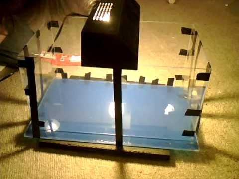 Gluing Acrylic How to make a Fish Tank DIY Acrylic Aquarium Part 3