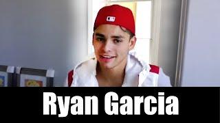 Ryan Garcia Talks Boxing, Future Fights, & New YouTube Channel