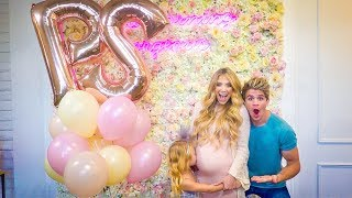Savannah's Official Baby Shower For Baby P!!! (SO CUTE)