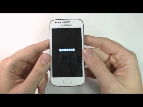 Samsung Galaxy Ace 3 S7275R hard reset