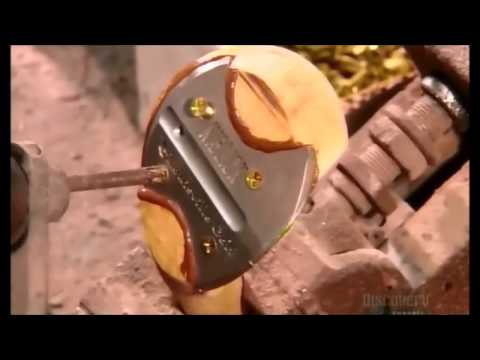 How It's Made - Wooden Golf Clubs 2015