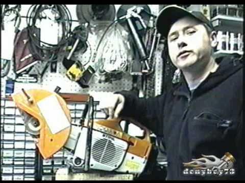 Stihl TS400 / TS420 Ignition Module Repair