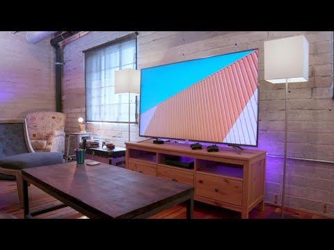 Ultimate Living Room Setup Under $2,000! (2018)